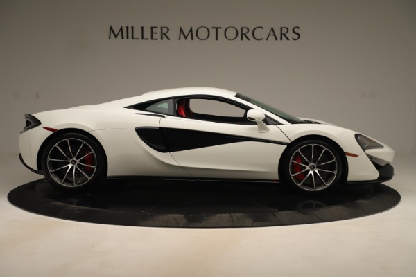 New 2020 McLaren 570S for sale $215,600 at Pagani of Greenwich in Greenwich CT 06830 8