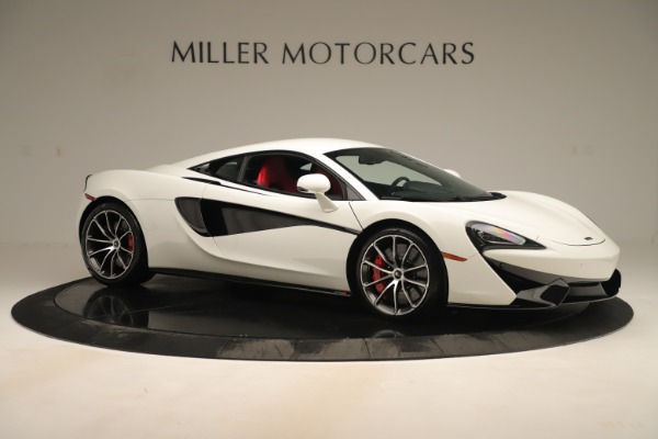 New 2020 McLaren 570S for sale $215,600 at Pagani of Greenwich in Greenwich CT 06830 9