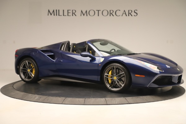 Used 2018 Ferrari 488 Spider for sale $289,900 at Pagani of Greenwich in Greenwich CT 06830 10