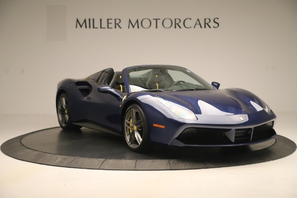 Used 2018 Ferrari 488 Spider for sale $289,900 at Pagani of Greenwich in Greenwich CT 06830 11