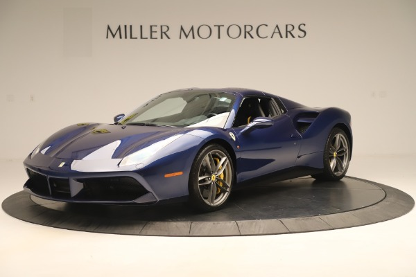 Used 2018 Ferrari 488 Spider for sale $289,900 at Pagani of Greenwich in Greenwich CT 06830 13
