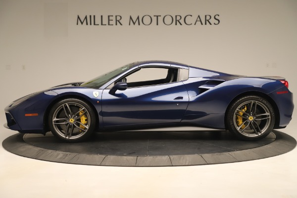 Used 2018 Ferrari 488 Spider for sale $289,900 at Pagani of Greenwich in Greenwich CT 06830 14