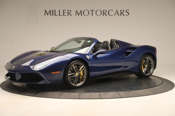 Used 2018 Ferrari 488 Spider for sale $289,900 at Pagani of Greenwich in Greenwich CT 06830 2