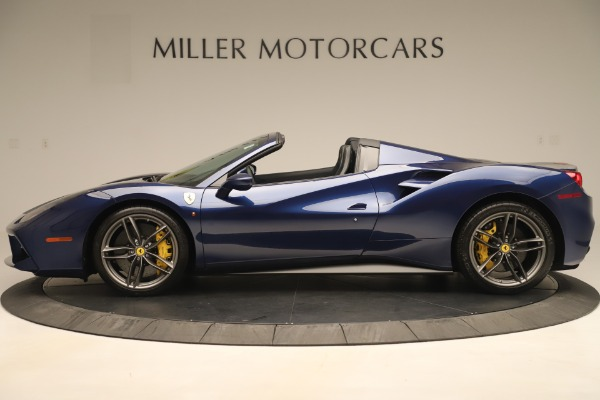 Used 2018 Ferrari 488 Spider for sale $289,900 at Pagani of Greenwich in Greenwich CT 06830 3