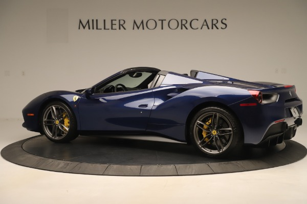 Used 2018 Ferrari 488 Spider for sale $289,900 at Pagani of Greenwich in Greenwich CT 06830 4