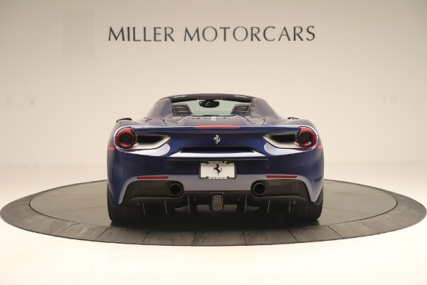 Used 2018 Ferrari 488 Spider for sale $289,900 at Pagani of Greenwich in Greenwich CT 06830 6