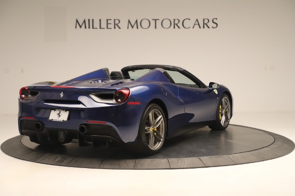 Used 2018 Ferrari 488 Spider for sale $289,900 at Pagani of Greenwich in Greenwich CT 06830 7