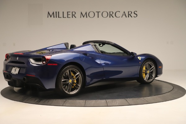 Used 2018 Ferrari 488 Spider for sale $289,900 at Pagani of Greenwich in Greenwich CT 06830 8