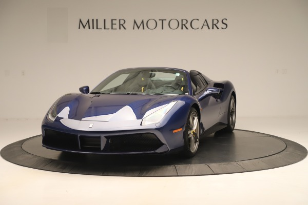 Used 2018 Ferrari 488 Spider for sale $289,900 at Pagani of Greenwich in Greenwich CT 06830 1