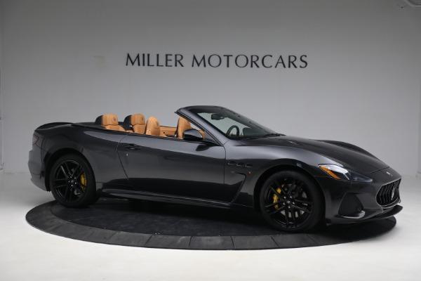 New 2019 Maserati GranTurismo MC Convertible for sale Sold at Pagani of Greenwich in Greenwich CT 06830 10