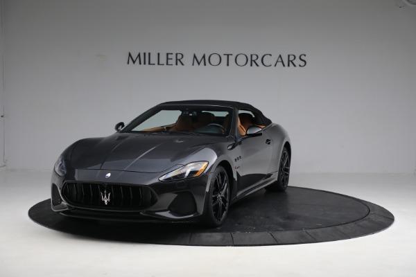 New 2019 Maserati GranTurismo MC Convertible for sale Sold at Pagani of Greenwich in Greenwich CT 06830 13