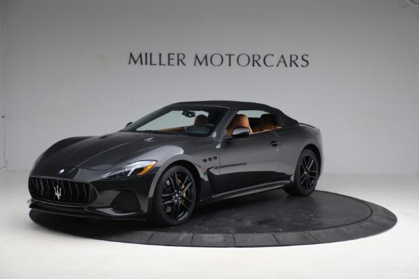New 2019 Maserati GranTurismo MC Convertible for sale Sold at Pagani of Greenwich in Greenwich CT 06830 14