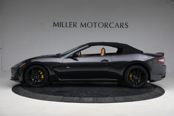 New 2019 Maserati GranTurismo MC Convertible for sale Sold at Pagani of Greenwich in Greenwich CT 06830 15