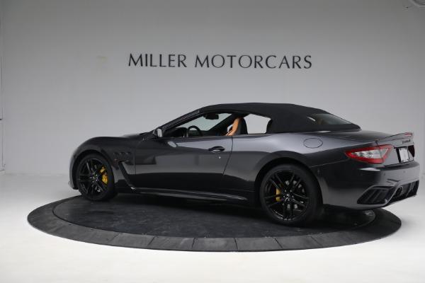 New 2019 Maserati GranTurismo MC Convertible for sale Sold at Pagani of Greenwich in Greenwich CT 06830 16