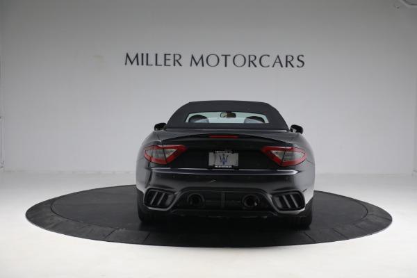 New 2019 Maserati GranTurismo MC Convertible for sale Sold at Pagani of Greenwich in Greenwich CT 06830 18
