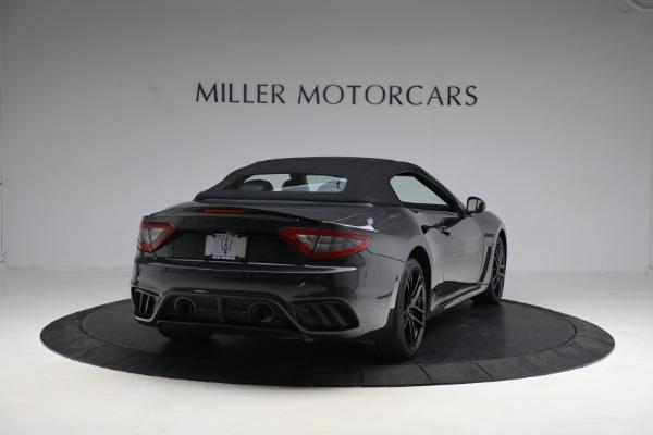 New 2019 Maserati GranTurismo MC Convertible for sale Sold at Pagani of Greenwich in Greenwich CT 06830 19