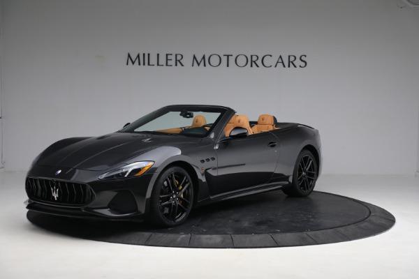 New 2019 Maserati GranTurismo MC Convertible for sale Sold at Pagani of Greenwich in Greenwich CT 06830 2