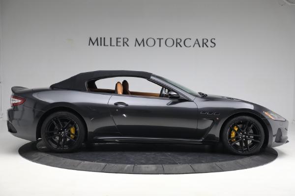 New 2019 Maserati GranTurismo MC Convertible for sale Sold at Pagani of Greenwich in Greenwich CT 06830 21