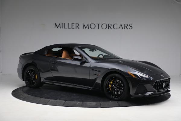 New 2019 Maserati GranTurismo MC Convertible for sale Sold at Pagani of Greenwich in Greenwich CT 06830 22