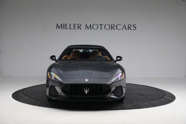 New 2019 Maserati GranTurismo MC Convertible for sale Sold at Pagani of Greenwich in Greenwich CT 06830 24