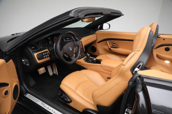 New 2019 Maserati GranTurismo MC Convertible for sale Sold at Pagani of Greenwich in Greenwich CT 06830 25