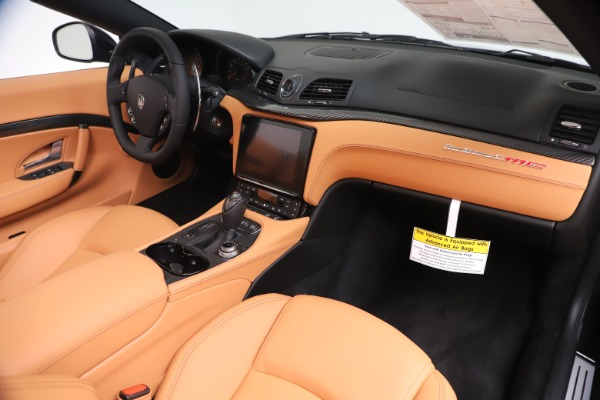 New 2019 Maserati GranTurismo MC Convertible for sale Sold at Pagani of Greenwich in Greenwich CT 06830 26