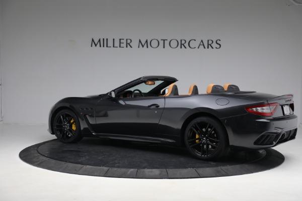 New 2019 Maserati GranTurismo MC Convertible for sale Sold at Pagani of Greenwich in Greenwich CT 06830 4