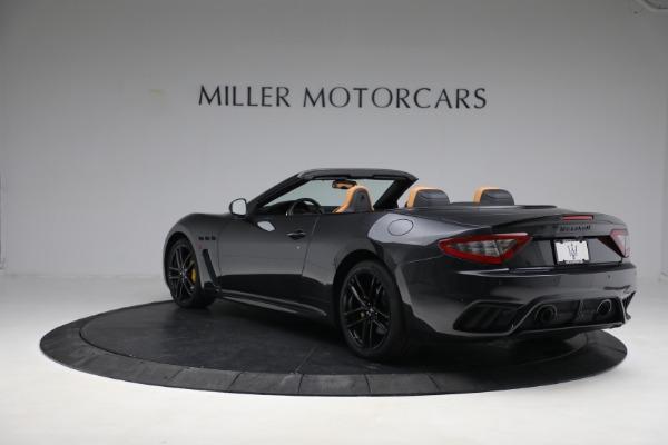 New 2019 Maserati GranTurismo MC Convertible for sale Sold at Pagani of Greenwich in Greenwich CT 06830 5