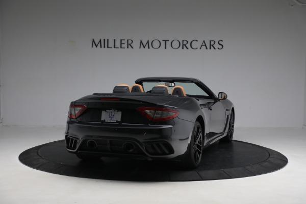 New 2019 Maserati GranTurismo MC Convertible for sale Sold at Pagani of Greenwich in Greenwich CT 06830 7