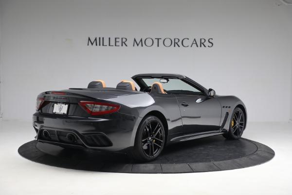 New 2019 Maserati GranTurismo MC Convertible for sale Sold at Pagani of Greenwich in Greenwich CT 06830 8