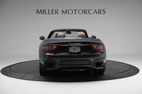 New 2019 Maserati GranTurismo Sport Convertible for sale Sold at Pagani of Greenwich in Greenwich CT 06830 14