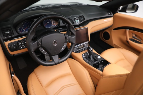 New 2019 Maserati GranTurismo Sport Convertible for sale Sold at Pagani of Greenwich in Greenwich CT 06830 19