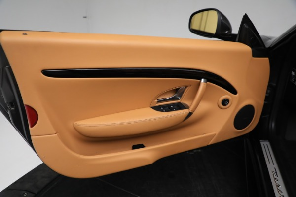 New 2019 Maserati GranTurismo Sport Convertible for sale Sold at Pagani of Greenwich in Greenwich CT 06830 25