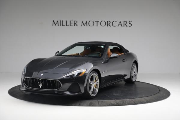 New 2019 Maserati GranTurismo Sport Convertible for sale Sold at Pagani of Greenwich in Greenwich CT 06830 1