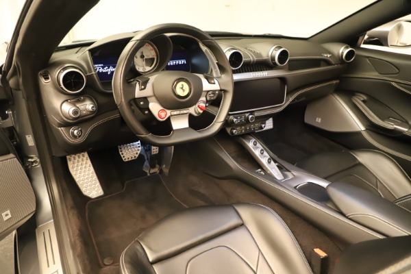 Used 2019 Ferrari Portofino for sale Sold at Pagani of Greenwich in Greenwich CT 06830 24