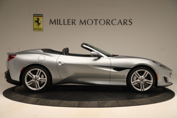 Used 2019 Ferrari Portofino for sale Sold at Pagani of Greenwich in Greenwich CT 06830 9