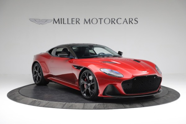 Used 2019 Aston Martin DBS Superleggera for sale Sold at Pagani of Greenwich in Greenwich CT 06830 10