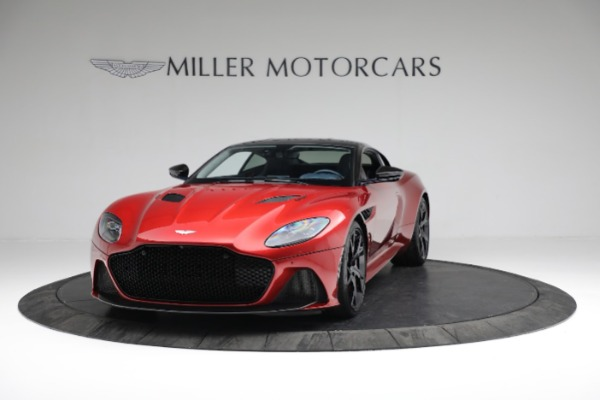 Used 2019 Aston Martin DBS Superleggera for sale Sold at Pagani of Greenwich in Greenwich CT 06830 12