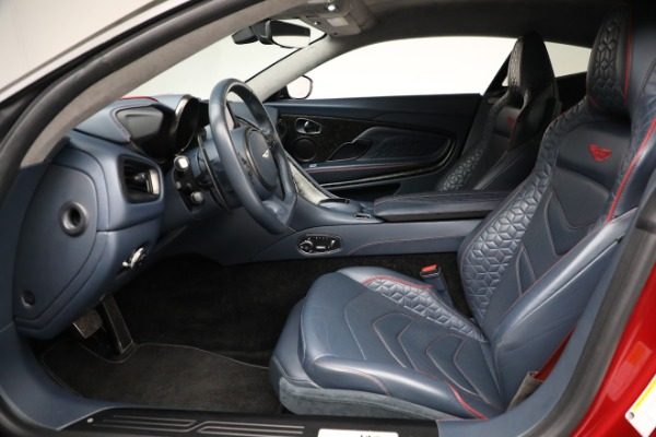 Used 2019 Aston Martin DBS Superleggera for sale Sold at Pagani of Greenwich in Greenwich CT 06830 14