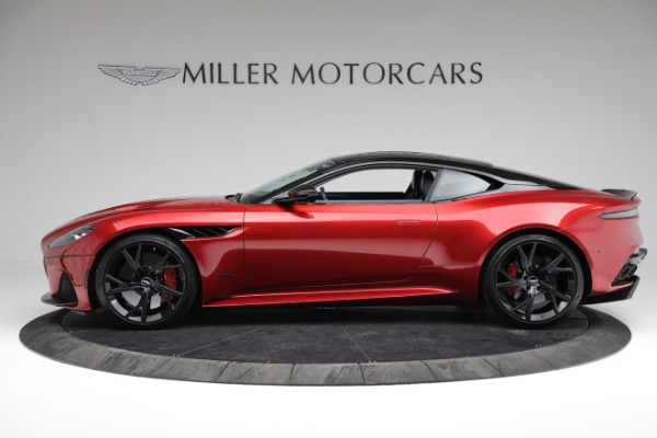 Used 2019 Aston Martin DBS Superleggera for sale Sold at Pagani of Greenwich in Greenwich CT 06830 2