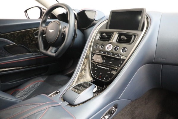 Used 2019 Aston Martin DBS Superleggera for sale $259,900 at Pagani of Greenwich in Greenwich CT 06830 22