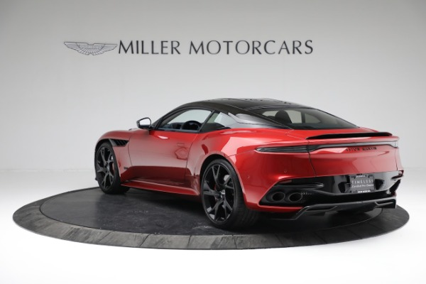 Used 2019 Aston Martin DBS Superleggera for sale Sold at Pagani of Greenwich in Greenwich CT 06830 4