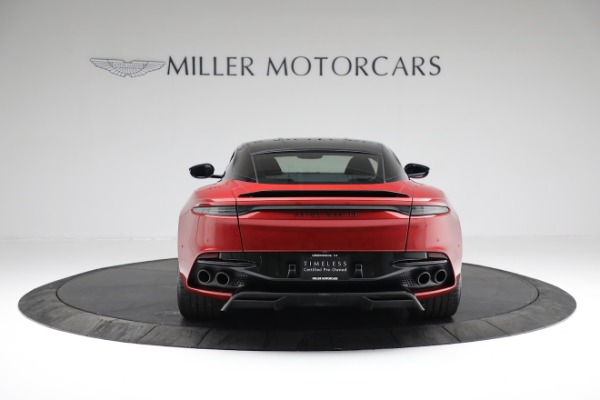 Used 2019 Aston Martin DBS Superleggera for sale Sold at Pagani of Greenwich in Greenwich CT 06830 5