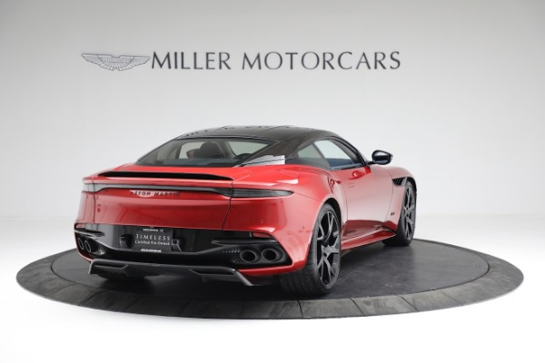 Used 2019 Aston Martin DBS Superleggera for sale Sold at Pagani of Greenwich in Greenwich CT 06830 6