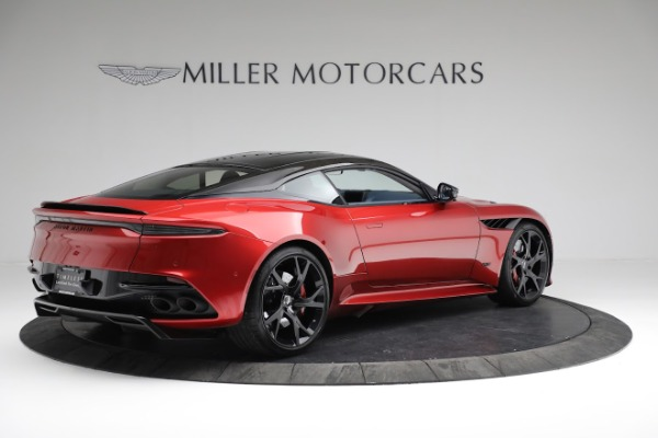 Used 2019 Aston Martin DBS Superleggera for sale Sold at Pagani of Greenwich in Greenwich CT 06830 7