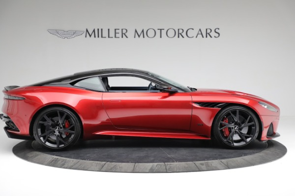Used 2019 Aston Martin DBS Superleggera for sale Sold at Pagani of Greenwich in Greenwich CT 06830 8