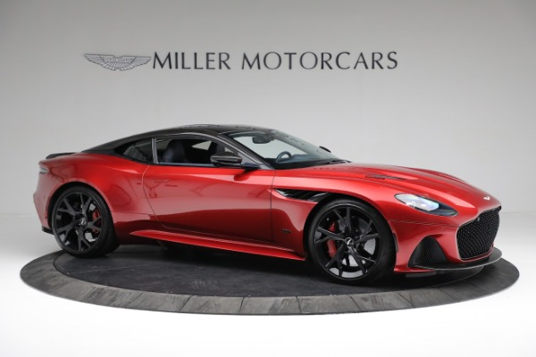 Used 2019 Aston Martin DBS Superleggera for sale Sold at Pagani of Greenwich in Greenwich CT 06830 9