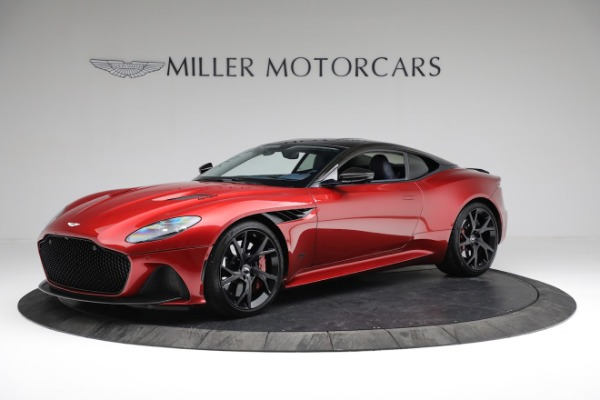 Used 2019 Aston Martin DBS Superleggera for sale Sold at Pagani of Greenwich in Greenwich CT 06830 1