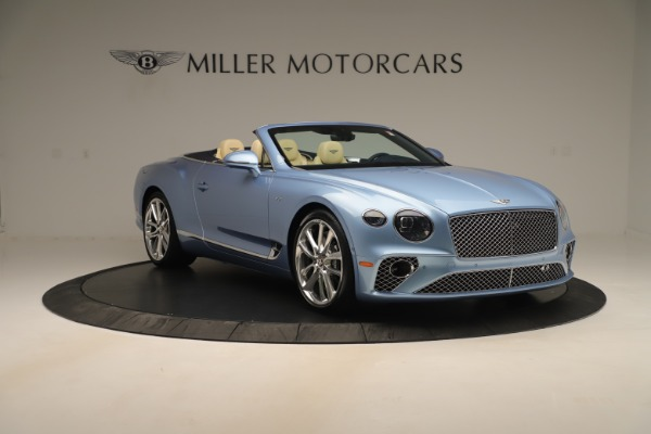 Used 2020 Bentley Continental GTC V8 for sale Call for price at Pagani of Greenwich in Greenwich CT 06830 11