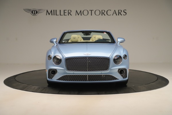 Used 2020 Bentley Continental GTC V8 for sale Call for price at Pagani of Greenwich in Greenwich CT 06830 12